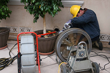 Blocked Drain and Sewer Plumbing Services