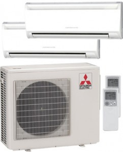 mitsubishi-mr-slim-ductless-mini-split-system-242x300