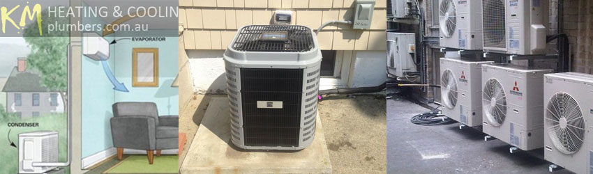 Residential Air Conditioning Mountain Gate