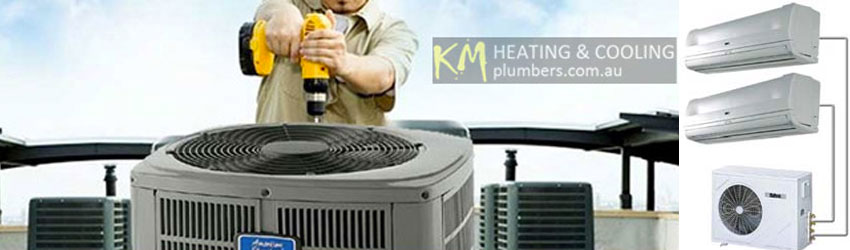 Air Conditioning Repairs Indented Head