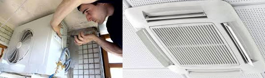 Commercial Air Conditioning Servicing, Repair & Installation Research