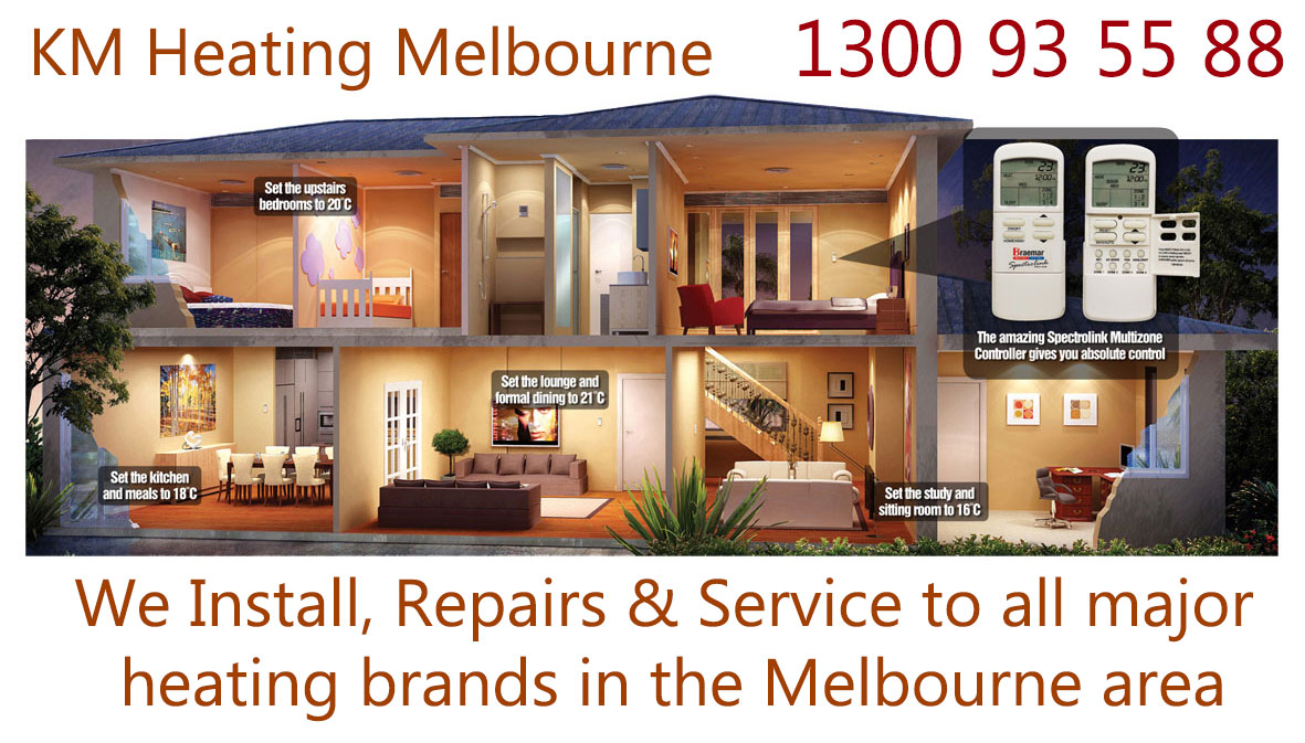 Heating Systems Bunkers Hill