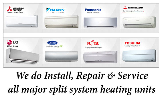 Split Heating Systems Repair Melton