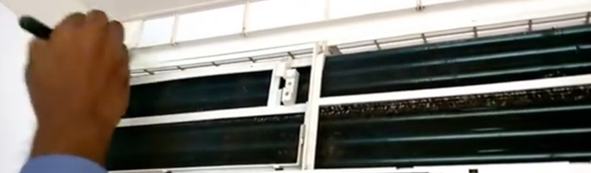 Repair split ac and cooling complaint Seddon