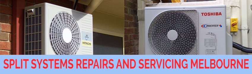 Split Systems Repairs and Servicing Brunswick East