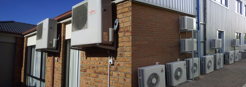Air Conditioning Services Gowanbrae