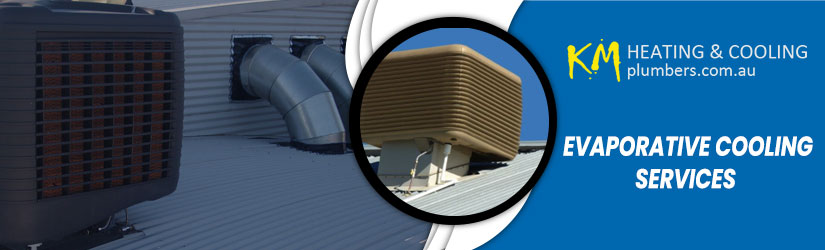 Evaporative Cooling Services Indented Head