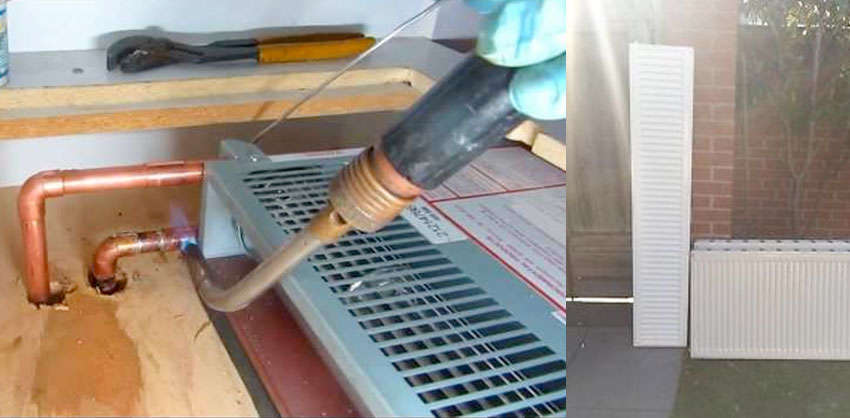 Hydronic Heating Scotchmans Lead