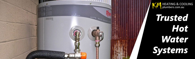 Trusted Hot Water Systems Indented Head