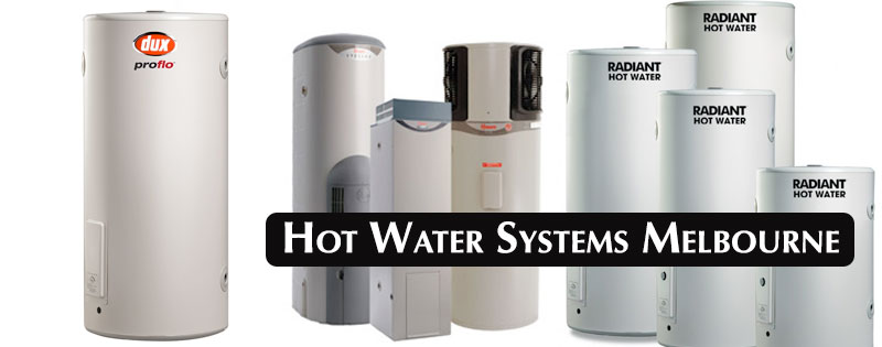 Hot Water Systems Drummond