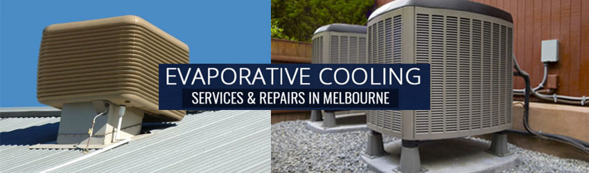 Evaporative Cooling Services and Repairs Spargo Creek