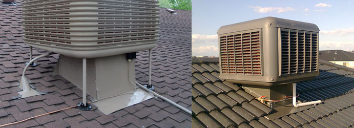 Evaporative Cooling System Repair and Servicing Elevated Plains