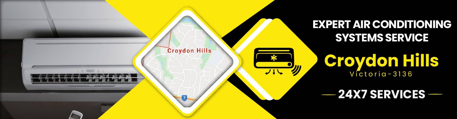 Air Conditioning Croydon Hills