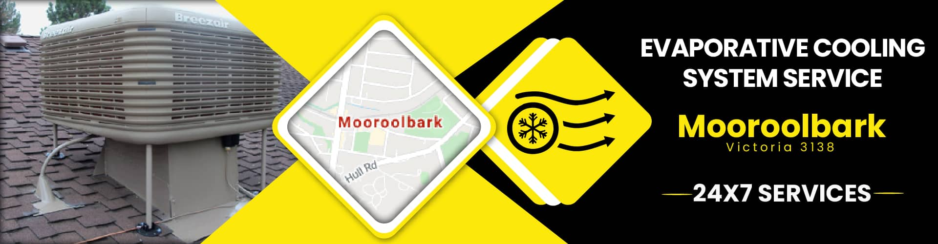 Evaporative Cooling System Repair and Servicing Mooroolbark