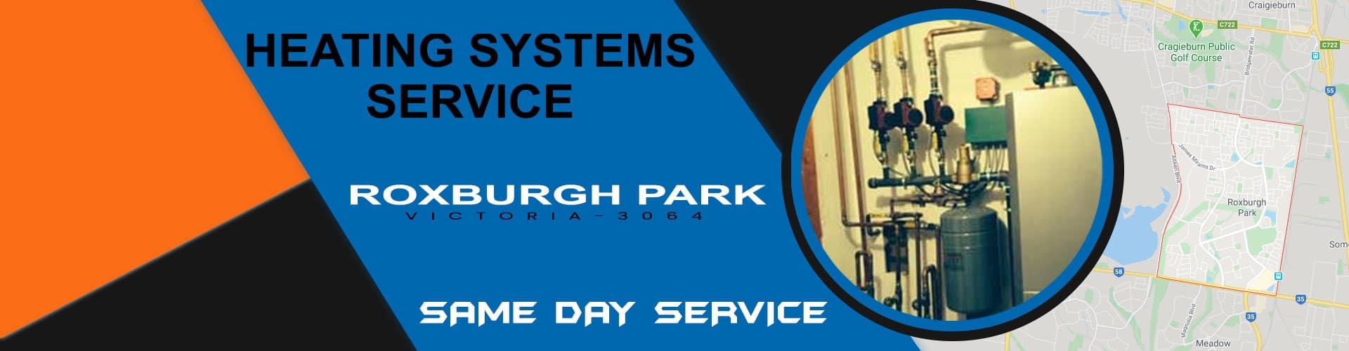 Heating Systems Roxburgh Park